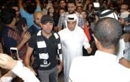 Đến Qatar, Xavi Hernandez được chào đón như ông hoàng
