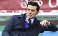 Vừa bị sa thải, Montella đã lập tức nhận được cuộc gọi từ Napoli