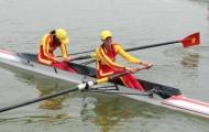 Rowing: Cự ly 500m vừa giành liên tiếp 2 tấm HCV