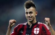El Shaarawy lên tiếng dọa rời AC Milan