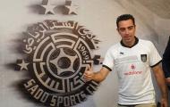 Xavi Hernandez ra mắt trong màu áo CLB Al Sadd