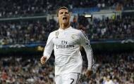Cristiano Ronaldo bỏ xa Rooney, Iniesta về độ nổi tiếng