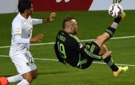 Bolivia cầm chân Mexico trong 90 phút tẻ nhạt