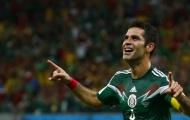 Chuyển động Copa America: Mexico chịu tổn thất lớn