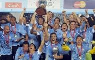 Những đội tuyển giàu thành tích nhất lịch sử Copa America