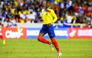 """Pha bóng """"Taekwondo"""" của cầu thủ Ecuador tại Copa America"""