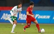 U23 Việt Nam và nụ cười sau cú ngã đau