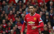 Chris Smalling sẵn sàng cho bài test Messi
