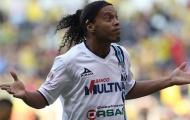Ronaldinho chính thức chia tay Queretaro để đến Thổ Nhĩ Kỳ