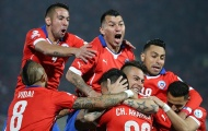 """Điểm tin sáng 20/06: Chile dội mưa bàn thắng; Neymar """"nghỉ hè"""" sớm"""