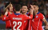 Chile 5-0 Bolivia (Copa America 2015)