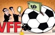 Vụ tố cáo quan chức VFF nhận hối lộ: Phó Chủ tịch VFF bị yêu cầu giải trình