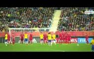 Màn trình diễn của Andreas Pereira vs U20 Serbia