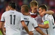 U21 Đức 3-0 U21 Đan Mạch: Đẳng cấp lên tiếng