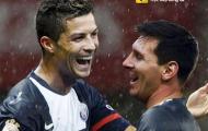 Ảnh chế: Lộ lí do Man City sang Việt Nam, Messi và Ronaldo khoác chung một màu áo