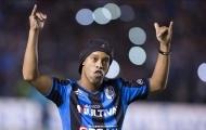 Có bến đỗ mới cho Ronaldinho