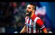 Arda Turan, ngôi sao vừa tuyên bố rời Atletico Madrid