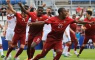 Đàn em Ronaldo gieo rắc ác mộng kinh hoàng cho U21 Đức