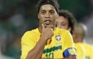Đôi chân cực dẻo của Ronaldinho năm 16 tuổi