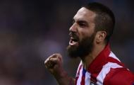 Xác nhận Arda Turan chia tay Atletico Madrid