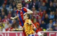 Bayern khẳng định không đổi người với Man United