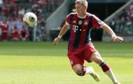 Nóng: Giám đốc Bayern xác nhận Bastian Schweinsteiger về M.U