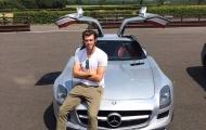 Gareth Bale khoe siêu xe cực khủng