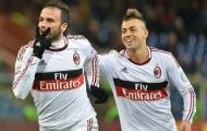 CHÍNH THỨC: El Shaarawy và Pazzini rời AC Milan