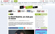 """Quan điểm L'Equipe: Florentino Perez """"vô ơn"""", CLB  thì """"hạ cấp"""""""