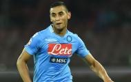 Arsenal chuẩn bị có hậu vệ từ Napoli