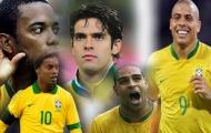 5 cầu thủ sớm xuống phong độ đáng tiếc của Brazil