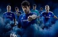 Chelsea chính thức ra mắt áo đấu mới cực kỳ hút mắt