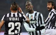 Vidal đi, Pogba cũng sẽ đi: Di sản của Conte đã hết