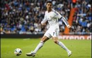 Tình huống 'lườm rau gắp thịt' của Ronaldo