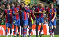Bộ tứ một thời của Barca: Ai còn nhớ?