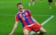 Vụ Muller: M.U có câu trả lời từ Bayern Munich