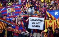 Bị UEFA sờ gáy, Barcelona mất 30.000 euro