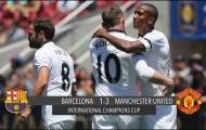 Màn trình diễn của Juan Mata vs Barcelona