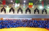 21 quốc gia tham dự Giải vô địch Vovinam thế giới lần IV tại Algeria