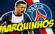 Marquinhos, tài năng trẻ đầy triển vọng của thế giới