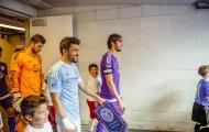 Màn trình diễn thượng hạng của David Villa trước Orlando City