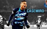 Casemiro, phương án thay thế cho Vidal tại Juventus