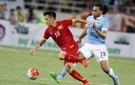 Đồng môn Công Phượng tự tin giành suất đá chính tại Man City