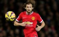 Hé lộ hàng thủ Man United trận khai màn Premier League