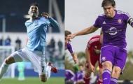 Kaka và David Villa cùng ghi bàn tại MLS