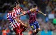 Atletico Madrid: Lẳng lặng nhưng đáng sợ