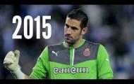 Những pha cứu thua đỉnh cao của Kiko Casilla năm 2015