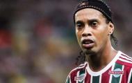 Màn trình diễn đầu tiên của Ronaldinho trong màu áo Fluminense