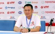 Tân HLV trưởng U19 Việt Nam: 'Trận Cần Thơ quyết định 30% cơ hội trụ hạng của HAGL'