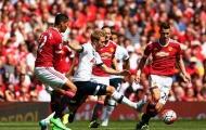 5 điều rút ra từ trận Manchester United 1-0 Tottenham